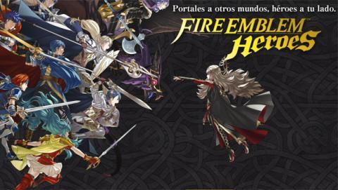 Ya se puede descargar Fire Emblem: Heroes en los móviles