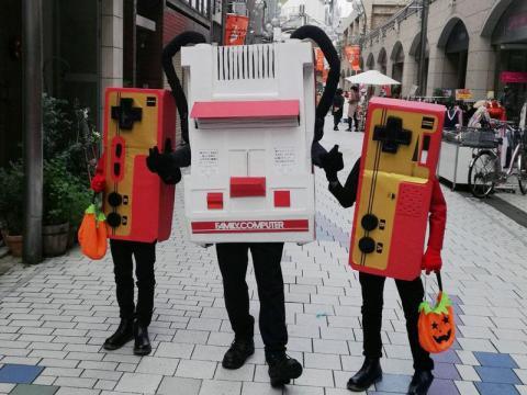 Disfraces para Carnaval relacionados con la tecnología