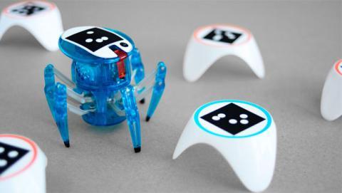 robot programable, robot programacion, robot inteligencia artificial