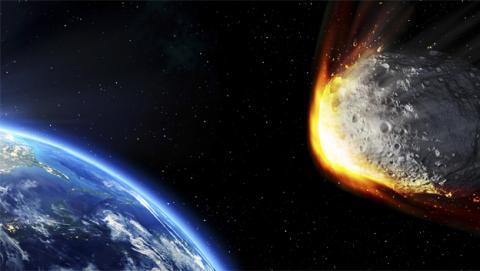 El asteroide 2017 BS32 ha pasado a 160.000 kilómetros de la Tierra
