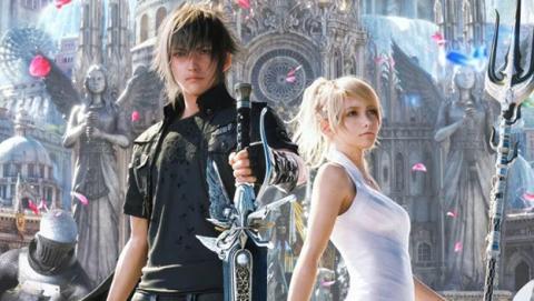 Final Fantasy XV mejorará sus gráficos gracias a PS4 Pro
