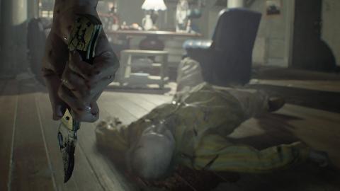 Superan Resident Evil 7 con el cuchillo y en la máxima dificultad
