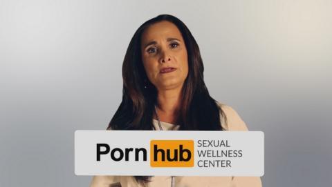 Pornhub estrena una web sobre educación sexual