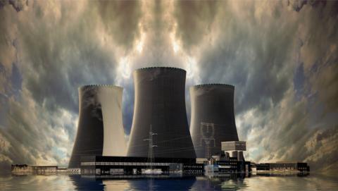 Fuga de radiación en Fukushima