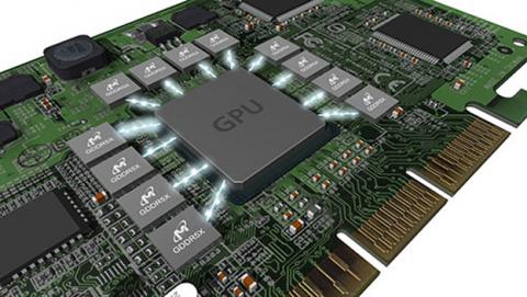 Micron habla de tarjetas gráficas con tecnología GDDR6