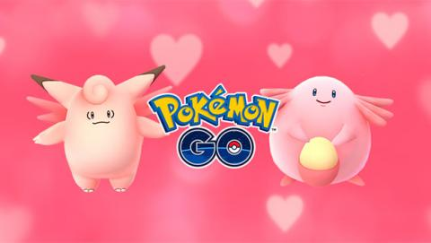 pokemon go san valentin