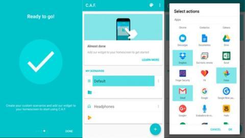 Crea la primera carpeta inteligente para tu Android