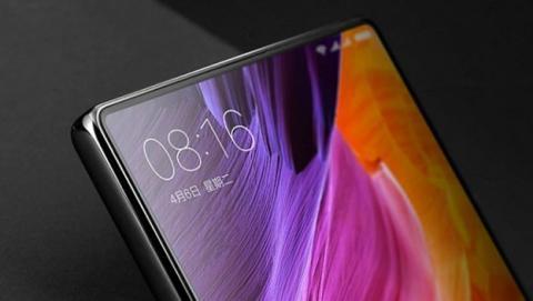 AnTuTu dice que el Xiaomi Mi Mix es el móvil mejor valorado en lo que va de año