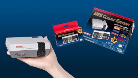 Si te das prisa puedes comprar la Nintendo Classic Mini NES ahora mismo