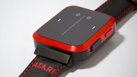Gameband, un reloj inteligente sólo para jugadores