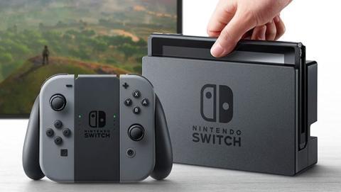 oferta nintendo switch