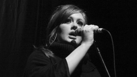 Adele es la ganadora de los premios Grammys 2017
