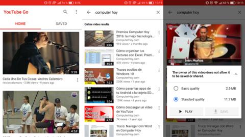 e7ae9274e88 Descarga ya YouTube GO