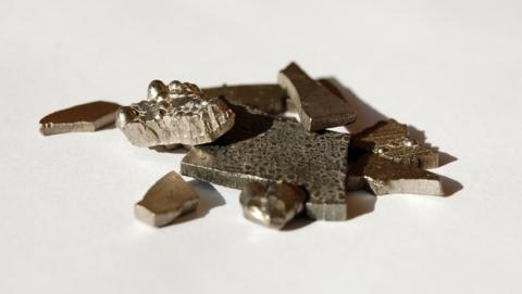 La demanda de cobalto se va a disparar todavía más por culpa de las baterías de los coches eléctricos