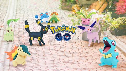 La segunda generación de Pokémon GO