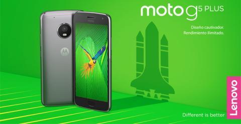 Fotografía filtrada del Moto G5 Plus