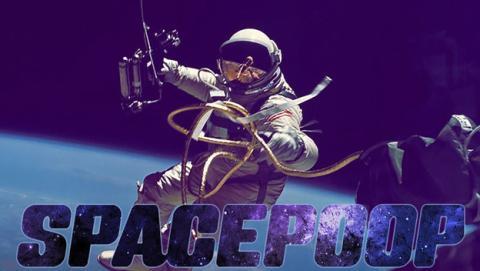 Así anunciaba la NASA su proyecto de Space Poop