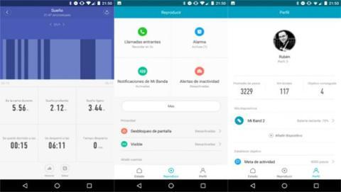 Mi Fit, una app que da la talla
