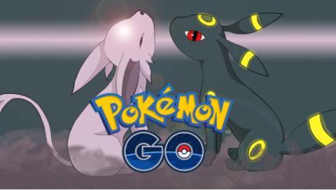 Umbreon y Espeon, el truco de cambiarle el nombre para capturarlos al evolucionar a Eevee