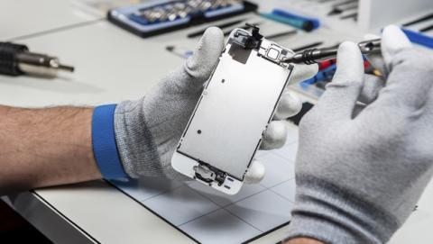 El derecho a reparar los productos de Apple