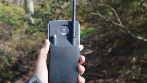 Transforma tu Moto Z en un walkie-talkie con este Moto Mod