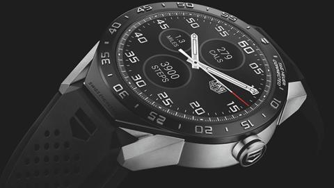 El reloj inteligente de Tag Heuer será modular