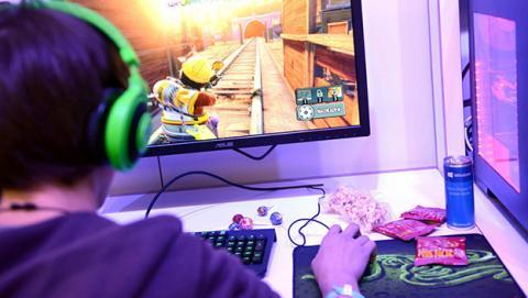España, el cuarto país de Europa donde más se juega a videojuegos