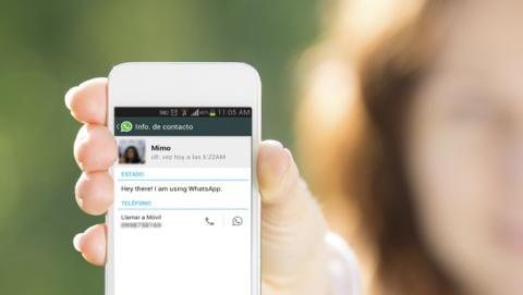 Los estados de WhatsApp de siempre han desaparecido con la pestaña de Contactos