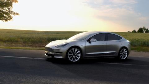 La presentación final del Tesla Model 3 tendría lugar después de julio