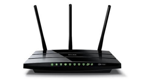 router Gigabit inalámbrico TP-Link Archer C7