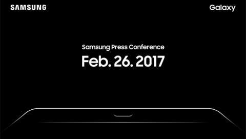 Cómo ver online en directo la presentación de Samsung en el MWC 2017