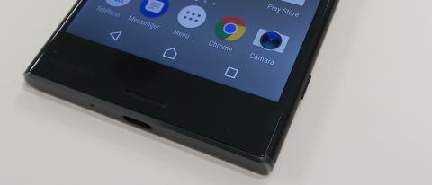 Pantalla Xperia XZ Premium 4K HDR