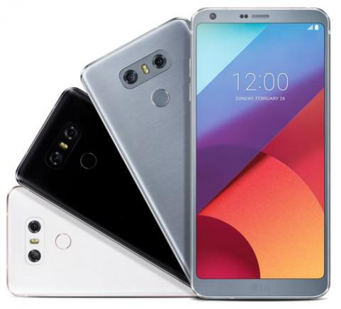 colores lg g6
