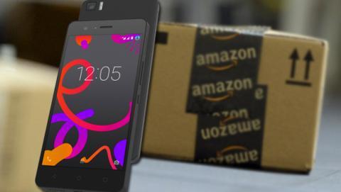 BQ Aquaris M5 en oferta en Amazon España