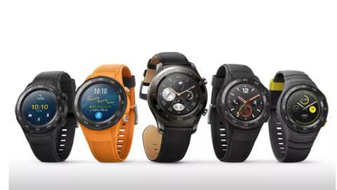 Conoce los nuevos relojes inteligentes de Huawei