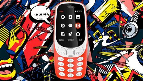 Nokia 3310, así es la reinvención del clásico teléfono