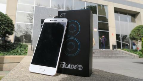 ZTE Blade V8: toma de contacto y primeras impresiones