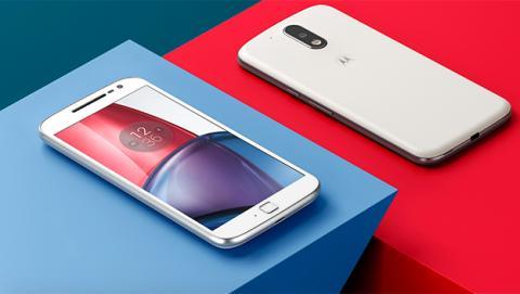 Motorola Moto G4 Plus y el Samsung Gear 360 en oferta en Amazon