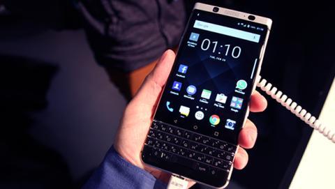 Blackberry KEYone: toma de contacto y primeras impresiones
