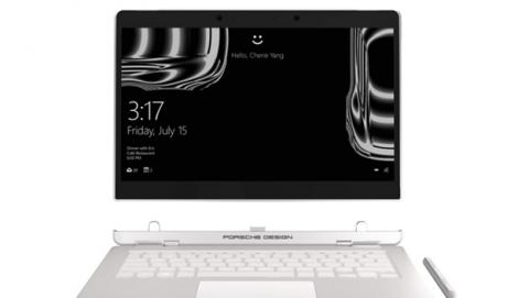Book One de Porsche Design, convertible desmontable 2-en-1