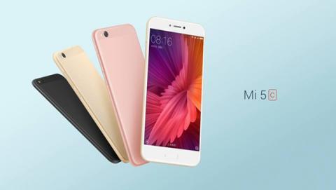 Xiaomi Mi 5C: así es el primer teléfono con procesador Surge S1