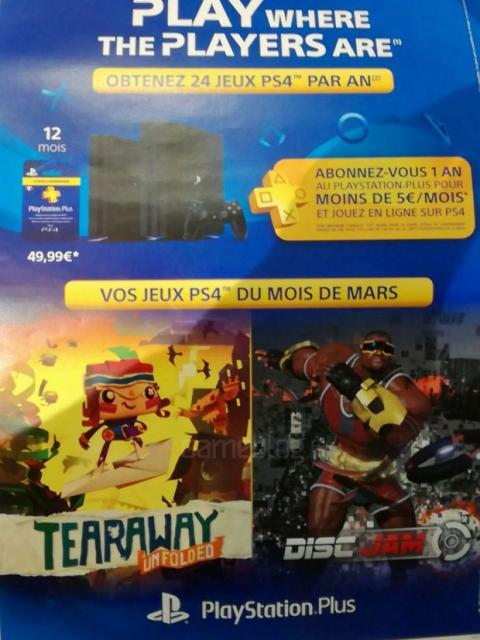 ps plus marzo