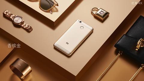 Xiaomi Redmi 4X, un gama media con una ingente batería