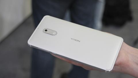 El Nokia 6 tiene una carcasa completamente metálica