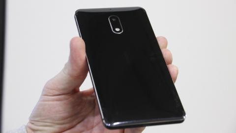 La edición especial de color negro del Nokia 6, llamada Arte Black