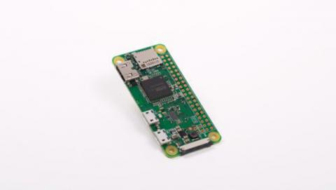 Raspberry Pi Zero W: conectividad WiFi y Bluetooth por 10 dólares