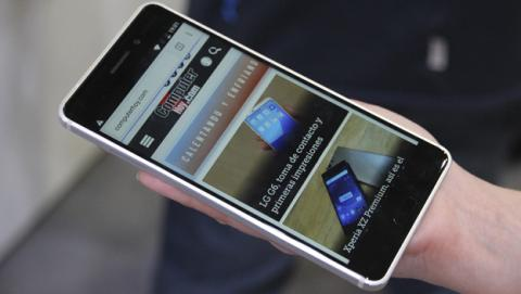 El Nokia 6 viene de fábrica con una de las últimas versiones de Android 7 Nougat