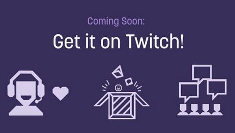 Twitch venderá juegos de PC esta primavera