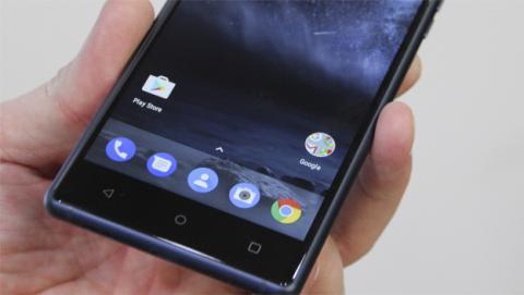 Nokia 3 con Android Nougat
