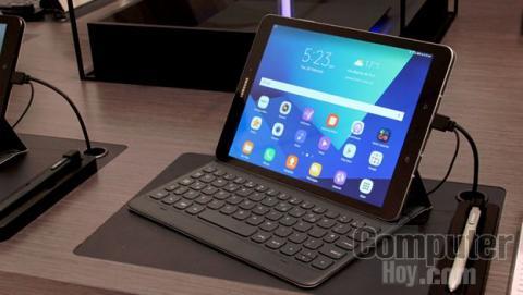 Diseño de la Samsung Galaxy Tab S3